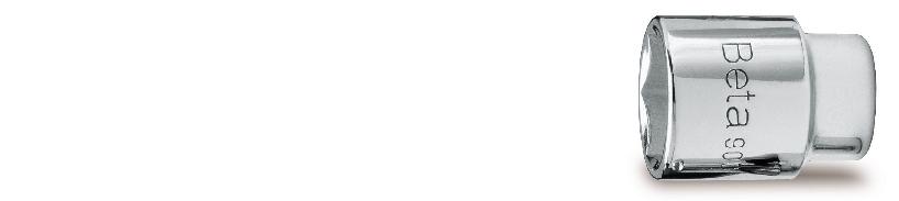"""900 Kuusikulmaiset käsihylsyt 1/4"""" vääntiö"""