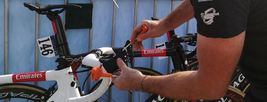 Polkupyörän huoltotyökalut