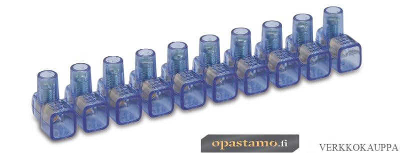 BETA BM9960 kytkentäliitin, ruuvihuppuliitinrima N x mm² 2 x 25 tai 3 x 16 tai 4 x 10