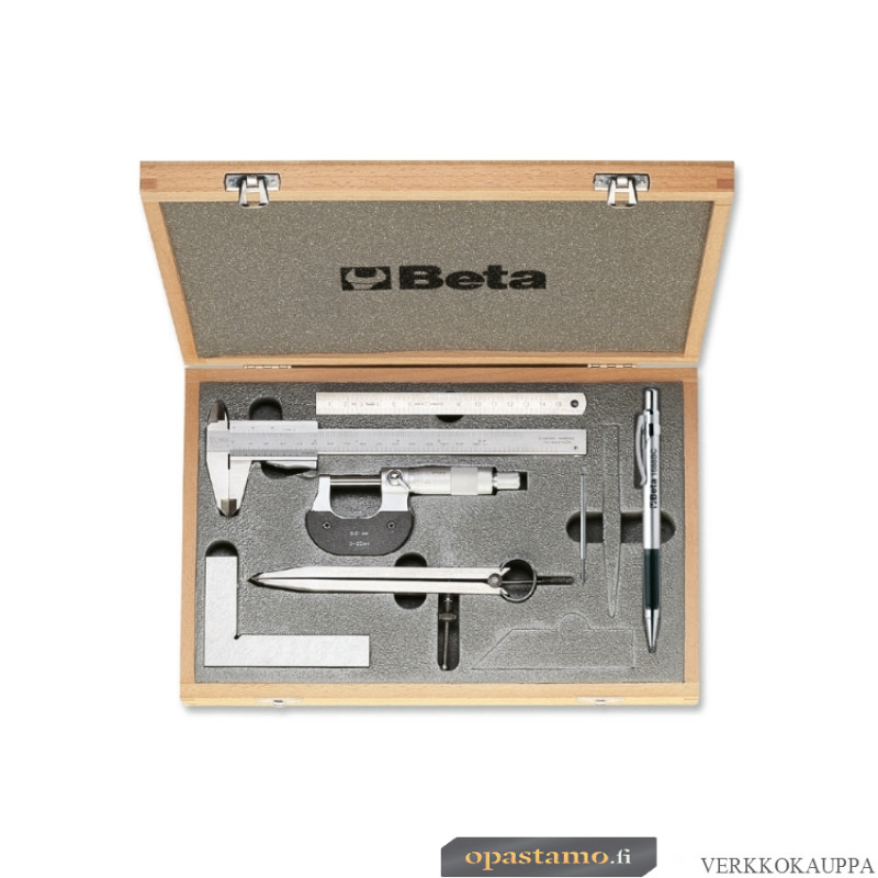 BETA 1685/C7-7 MEASURING AND MARKING TOOLS