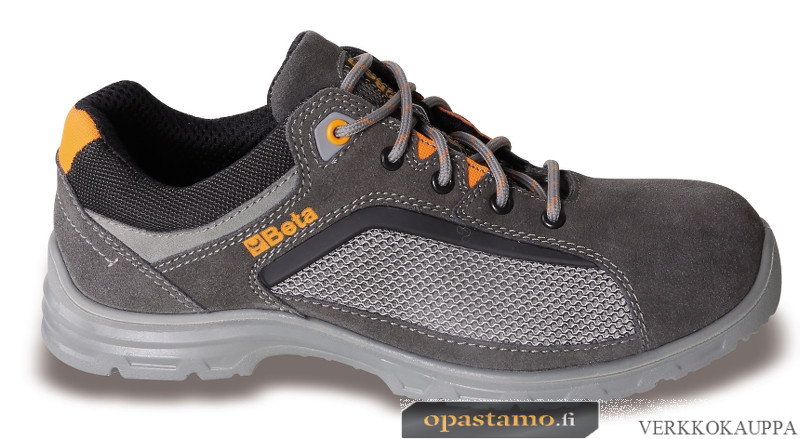 BETA 7213FG 48-SUEDE SHOE, HIGHLY BREATHABLE