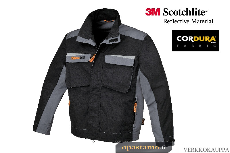BETA 7829 XL-WORK JACKET CANVAS