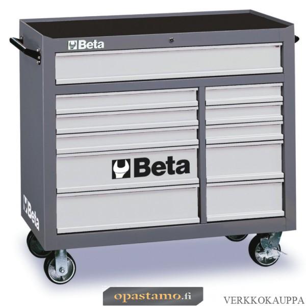 BETA C38-G liikuteltava työkaluvaunu 11:llä laatikolla