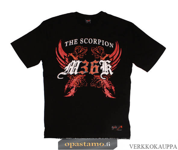 Mika Kallio T-paita M36K The Scorpion