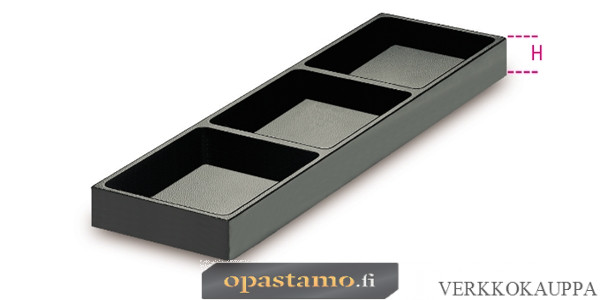 BETA VP-3SC-THERMOFORMED TOOL TRAYS FOR C38