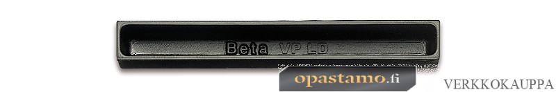 BETA TOOLS VP-LD lämpömuovattu paneeli työkaluille vaunuihin C38 ja C04TSS/7