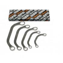 BETA  83/S5 kaarisilmukka-avain sarja pakkauksessa