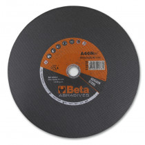 BETA 11018 300X2,5 Abrasive ultra-thin steel cutting discs with flat centre