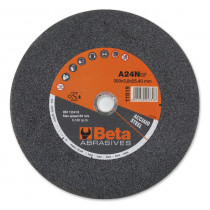 BETA 11019 300X3,8 Abrasive ultra-thin steel cutting discs with flat centre