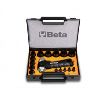 BETA 1105C/15T-ASSORTMENT OF 15 PUNCHES.