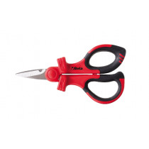 BETA 1128MQ-ELECTRICIAN'S SCISSORS , suojaeristetty 1000V