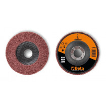 BETA 11431 M Non-woven radial discs, corundum synthetic fibres
