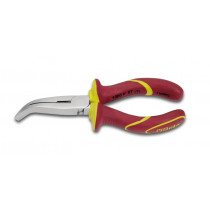 BETA 1164MQ 160-EX.LONG BENT FLAT NOSE PLIERS