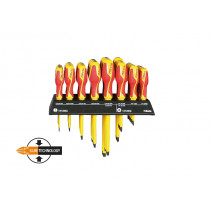 BETA 1273MQ/E2 Wall-mounted display  with 43 screwdrivers