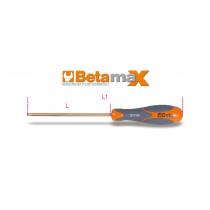 BETA 1277BA TX10 kipinäsuojattu ruuvimeisseli kärjille Torx® TX10