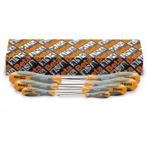 BETA TOOLS 1293BP/S7 ruuvitalttasarja, pallopää kuusiokolo, pakkauksessa 7 avainta