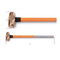 BETA 1381BA/PL 8000  Sparkproof sledge hammers, fibre shafts