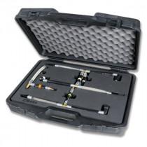 Beta 1464PB liitinsarja 9 kpl bensiini ja dieselpolttoainejärjestelmän paineen testaamiseen (käytettäväksi testerin 1464T kanssa)