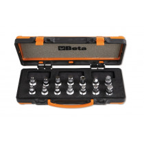 BETA 1494/C14A-ASSORT. 14 OIL CHANGE TOOLS