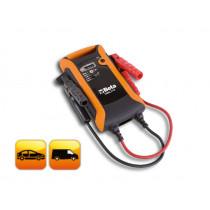 BETA 1498LT/12 tehokas käynnistyslaite kaapeleilla, henkilö ja pakettiautojen apukäynnistykseen. Max 2000A