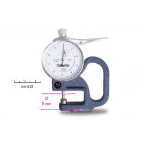 BETA 1659-THICKNESS GAUGE WITH DIAL INDICATOR