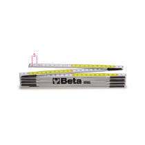 BETA 1690L/2-FOLDING RULER BIRCH 2MT