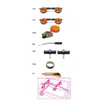 BETA 1766/8-8 TOOLS FOR CAR GLASS WINDOWS