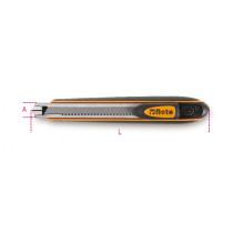 BETA 1770BM-UTILITY KNIFE 9 MM, 6 BLADES