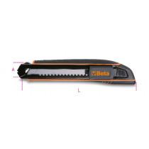 BETA 1771HD katkoteräveitsi 18mm. Automaattinen terän vaihto. 6 terää
