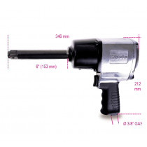 BETA 1928DAL-REVERSIBLE IMPACT WRENCH