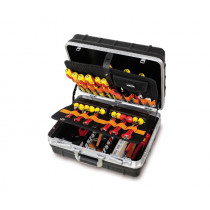 BETA 2029 BG MQ-ABS CASE + 46 INSULATED TOOLS