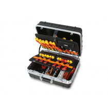 BETA 2036EL/B Trolley with assortments of tools for electronic and electrotechnical maintenance.
