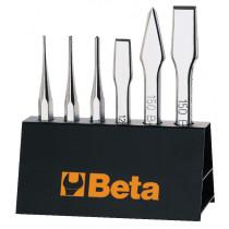 BETA  38/SP6 tuurnasarja displeissä