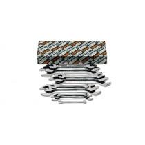 BETA 55MP/S8 kiintoavaimet (ITEM 55MP) sarja pakkauksessa