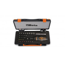 BETA 583/C31-1 TORQUE SCREWDRIVER + 30 ACC.
