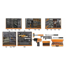 Beta 5910VG/3T-ASSORTMENT OF 202 TOOLS