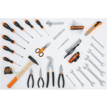 BETA 5915VU/0 Assortment of 35 tools