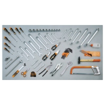 BETA 5915VU/AS Assortment of 68 tools