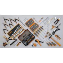 BETA 5980EL/B työkalulajitelma 98-osaa, elektroniikkatyöskentelyyn