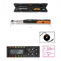 BETA TOOLS 599DGT-AN/20-ELECTRONIC TORQUE WRENCH Nm 40-200