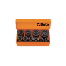 BETA 710/C10-10 IMPACT SOCKETS IN CASE