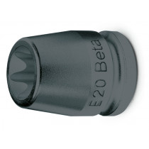 """BETA 720FTX 24 voimahylsy Torx® FTX-kannoille, vääntiölle 1/2"""""""