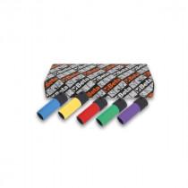 """BETA 720LC/S5 vannehylsysarja suojalla (ITEM 720LC) pakkauksessa 5 hylsyä, vääntiölle 1/2"""""""