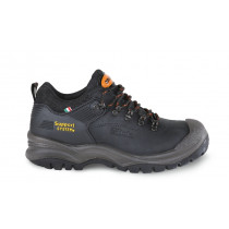 BETA 7293HN Nubuck shoe, waterproof, with SUPPORT SYSTEM for lateral ankle support.