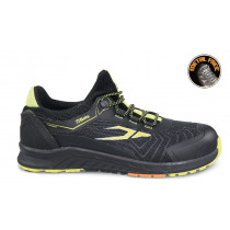 BETA 7354N Mesh fabric shoe, waterproof, with TPU inserts.