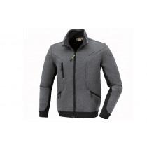 BETA 7634G Technical sweatshirt, long-zipped