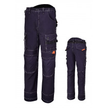 BETA 7816BL XS-WORK TROUSERS, MULTIPOCKET