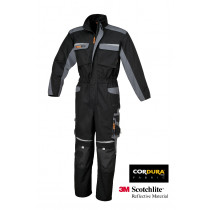 BETA 7825 XL-WORK OVERALLS CANVAS