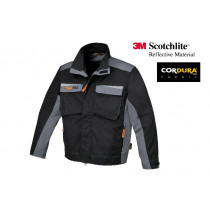 BETA 7829 XXXXL-WORK JACKET CANVAS