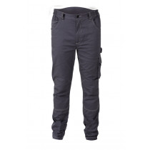 BETA 7830ST L-STRETCH WORK TROUSERS, GREY
